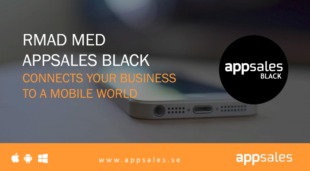 APPSALES BLACK